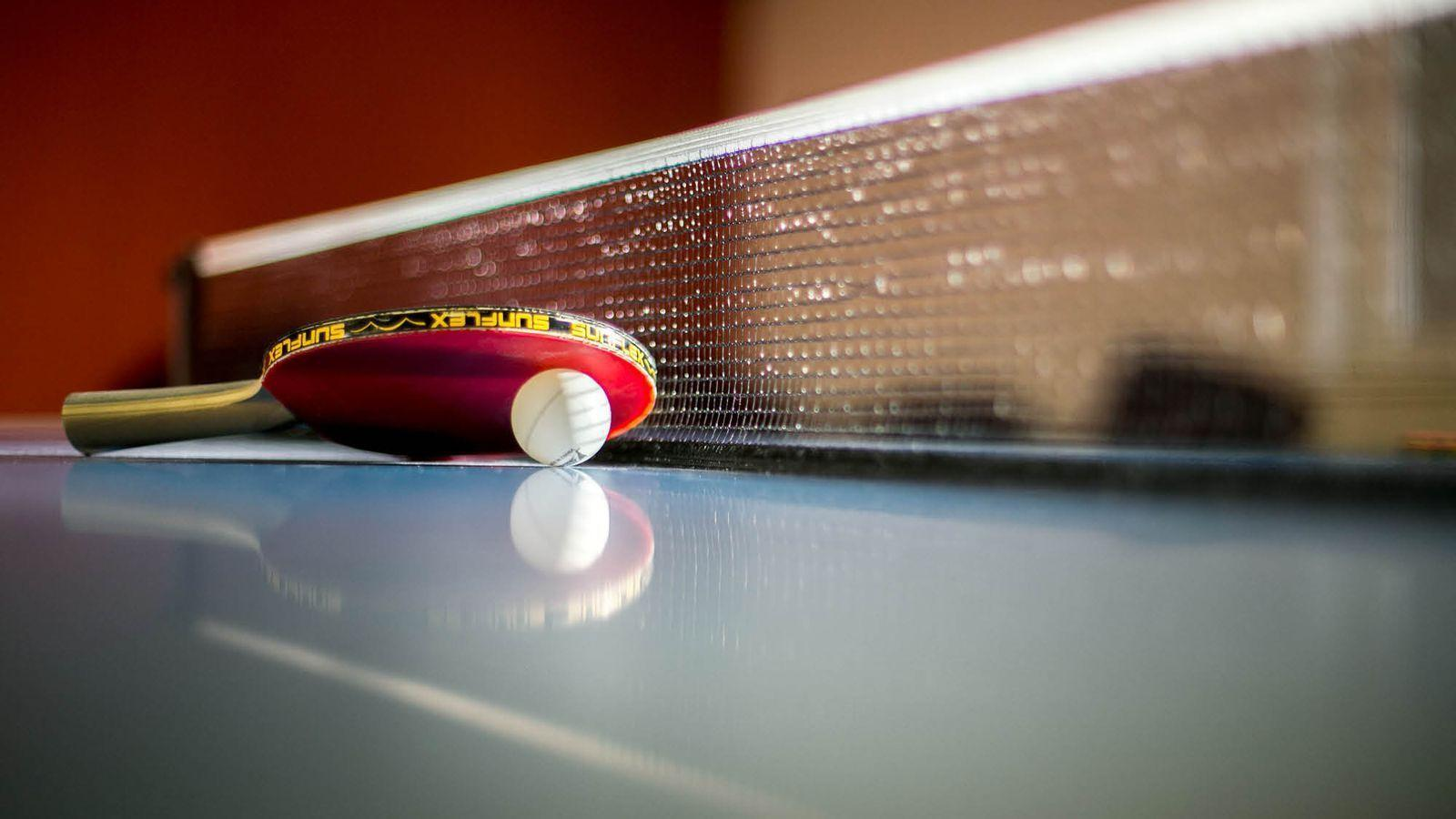 Table Tennis Wallpapers - Top Free Table Tennis Backgrounds - WallpaperAccess